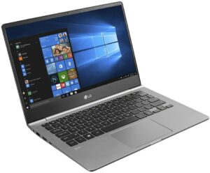 LG Electronics gram Thin and Light Laptop