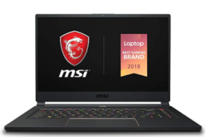 MSI GS65 Stealth-432 15.6 Gaming Laptop