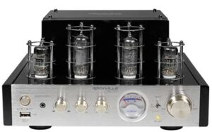 Rockville BluTube 70W Tube Amplifier Home Theater Stereo Receiver