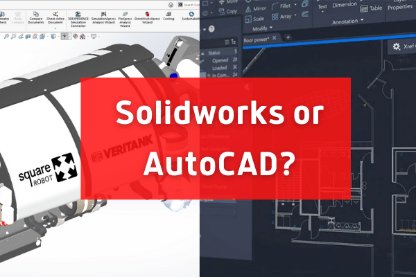 Which Is Better Solidworks Or AutoCAD